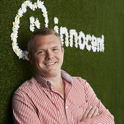 Europe Managing Director at Innocent Drinks